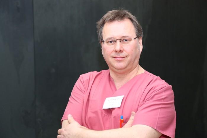 Wolfgang Schörnig - Facharzt für Anästhesie